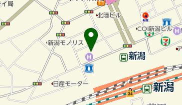 ヨドバシカメラ マルチメディア新潟駅前店の地図画像