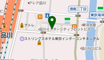 東京アイドル劇場の地図画像