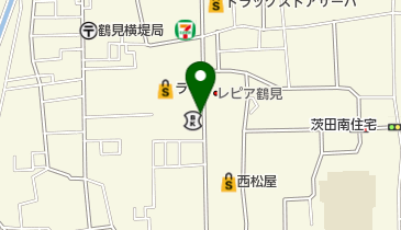 株式会社未来都 鶴見営業所の地図画像