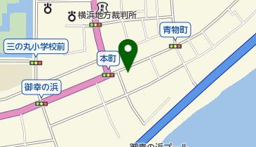 染め織り館(山田呉服店)の地図画像