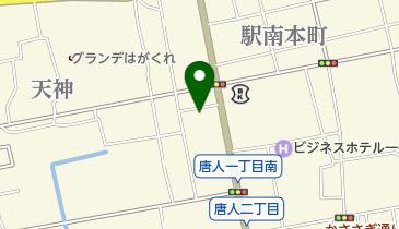 魚くらの地図画像