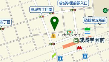 CAFE BEULMANS(カフェブールマン)の地図画像