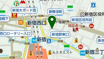 ACCESS TICKET(アクセスチケット) 新宿店の地図画像