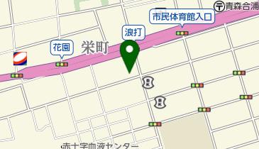 山形酒店の地図画像