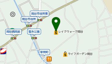 焼きたて屋 レイクウォーク岡谷店の地図画像