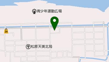 クローバー介護タクシーの地図画像