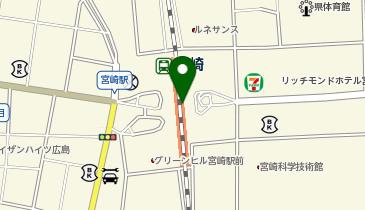 ケン&ミチ珈琲店の地図画像