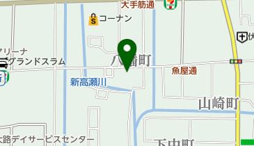 都大路タクシーの地図画像