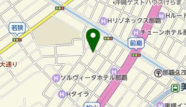 リカーショップフレンドリーの地図画像
