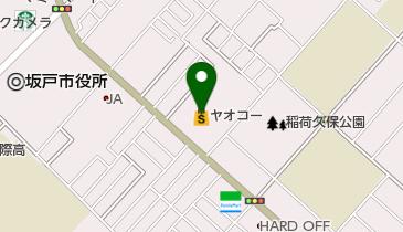 Seria(セリア) ヤオコー坂戸千代田店の地図画像