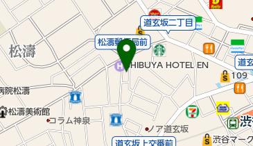 蕎麦ちばからの地図画像