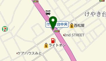 タカラスタンダード 水戸ショールームの地図画像