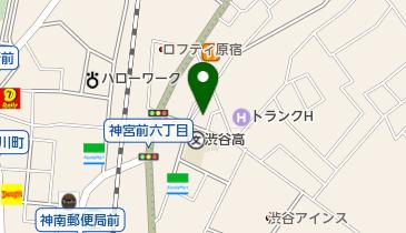 MIRAI∞LABO(株式会社ミライLabo)の地図画像