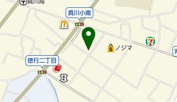 カラオケスタジアム キングアーサー 甲府アルプス通り店の地図画像