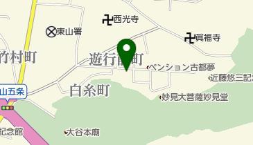 レンタルきもの岡本 本店の地図画像