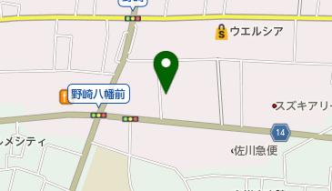 アップガレージ ライダースナップス 三鷹東八店の地図画像