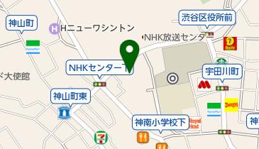 アムウェイ・プラザ東京の地図画像