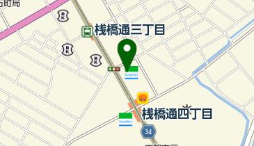 協和トランクル-ムの地図画像