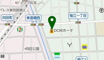 カーマホームセンター 名古屋白金店の地図画像
