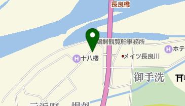 長良川デパート湊町店の地図画像