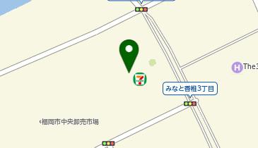 福岡大同青果株式会社の地図画像