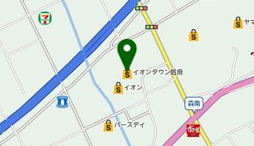 築地銀だこ イオンタウン姶良店の地図画像