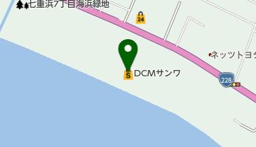 ファッション市場sanki(サンキ) 上磯店の地図画像