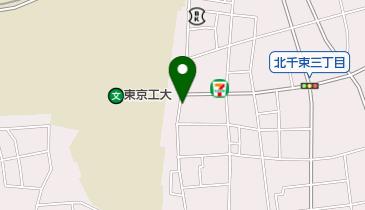 カムパネルラの地図画像