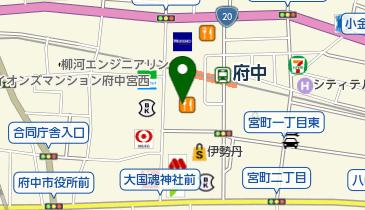 ファイテンショップ ル・シーニュ店の地図画像