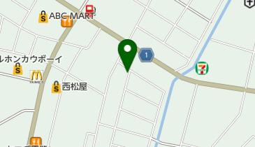 松本接骨院の地図画像