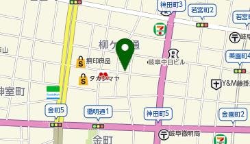 マサムラの地図画像