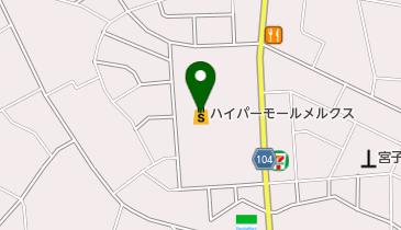 KOBE COOK WORLD BUFFET(神戸クックワールドビュッフェ) 伊勢崎店の地図画像