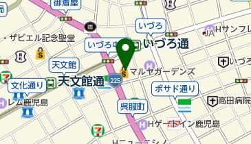 JEWEL CAFE (ジュエルカフェ) マルヤガーデンズ店の地図画像