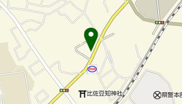 ANRI(アンリ)津店の地図画像