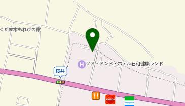 ゆあそび館の地図画像