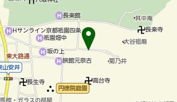 無碍山房 Salon de Muge(サロン ド ムゲ)の地図画像