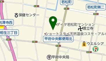 だんごの早川の地図画像
