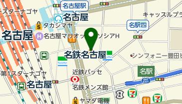 BAKERY&RESTAURANT SAWAMURA(ベーカリー&レストラン沢村)の地図画像
