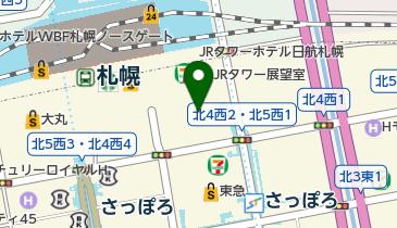 築地銀だこ エスタ店の地図画像