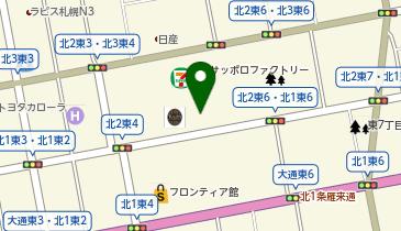 Pancake store ROBAROBA(パンケーキストア ロバロバ)の地図画像