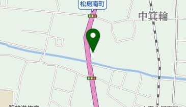 伊那・みのわタクシー 箕輪営業所の地図画像