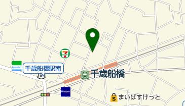 AEON LIQUOR(イオンリカー) 千歳船橋店の地図画像