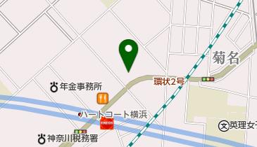 バイク王 新横浜店の地図画像