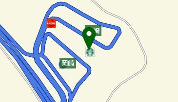 スペイン窯 パンのトラ NEOPASA岡崎店の地図画像