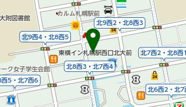 公益社団法人 札幌消費者協会の地図画像