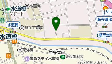 建部坂 (本郷)の地図画像