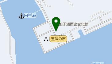 日生どんぶり屋の地図画像
