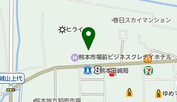 家電住まいる館YAMADA(ヤマダ) 熊本春日本店の地図画像