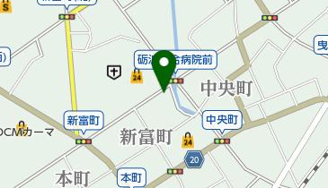 洋菓子・軽食・喫茶 シャトレの地図画像