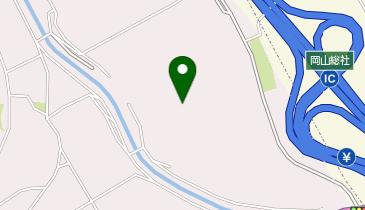 GLP 岡山総社Iの地図画像